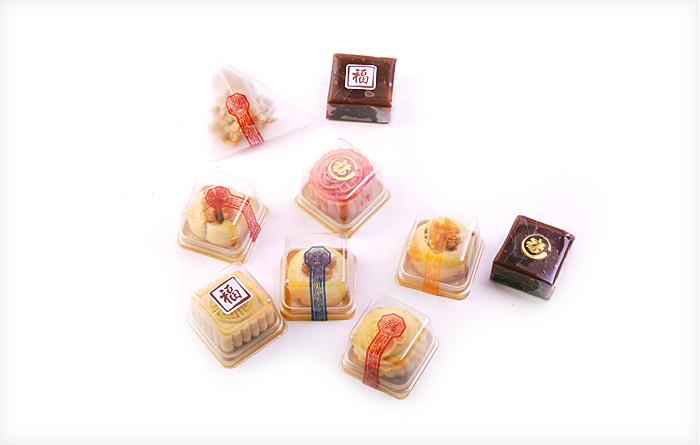 스티커-금박복(투명원형) no.8044 - 브레드가든, 1,120원, DIY재료, 토핑/데코
